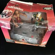 Small Soldiers Aminated Electronic Bank Works Action Figure Vintage Toy Vgc Rare