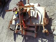 Allis Chalmers C Ac Tractor Woods L59 Belly Mower W/ Brackets And Lift Cylinder