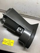 1996 Mercury Force Outboard 75 Hp Motor Leg Lower Housing Cover