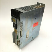 Indramat Dds1.1-020-3-r-l00a-a01 Ac Controller Module Cover Missing Used Ump