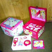 Candy Candy Children's Cosmetics Set Toy Vintage From Japan Igarashi Yumiko Show