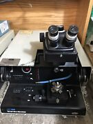 Dupont Rmc Instruments Sorvall Mt-5000 Ultra Microtome Bausch Lomb Microscope