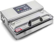 Avid Armor Vacuum Sealer Machine - A100 Stainless Construction, Clear Lid, Pump