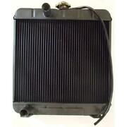219927 Tractor Radiator - 14 3/4 X 16 1/2 X 1 1/4 Fits Ford/fits New Holland