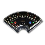 Direct Replacements Gauge Cluster For Your And03955-and03956 Chevrolet Con2r