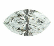0.26 Carat Faint Green Diamond Vs2 Gia Certified Natural Color Loose Marquise