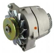 79004870nhd Alternator - New 12v 72a 10si Aftermarket Delco Remy