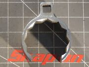 Snap On 1/2 Dr Deep Crowfoot Wrench 2 1/2 12pt Crowsfoot Crow Crows Foot Large
