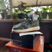 Nike Air Force 1 Low Premium X Supreme And039camouflageand039 Size 11 573488-330 Jordan