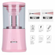 Automatic Electric Pencil Sharpener Battery Operated Home School Office Pink