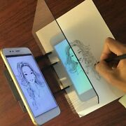 Kids Led Projection Drawing Copy Board Projector Painting Tracing Board Sketch