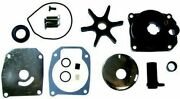 Water Pump Impeller Kit 60 65 70 75hp 2str 3cyl Johnson Evinrude Outboard 777804