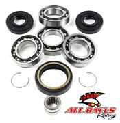 Front Differential Bearings Kit For 2012-2013 Honda Fourtrax Foreman Trx 500fm