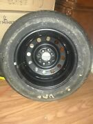 195/65/r15 Rims And Tire. Good Condition, Used This Tire Instead Of Donuts One.