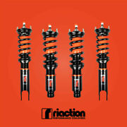 Riaction Coilovers For 88-91 Honda Civic Crx 32 Way Adjustable Coilovers