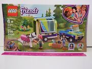 Lego - Friends 41371 Miaand039s Horse Trailer - 216 Piece Set - Ages 6 - 12 Years