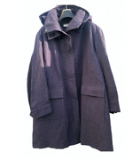 Christmas Gift Authentic Fendi Purple Coat Size 10/it42/m New With Tags