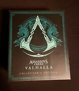 Assassins Creed Valhalla Collector's Edition Ps4/ps5 In Hand Fast Free Ship
