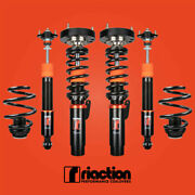 Riaction Coilovers For 99-05 Bmw 3-series E46 32 Way Adjustable Coilovers