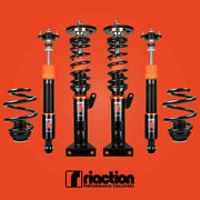 Riaction Coilovers For 92-98 Bmw M3 E36 32 Way Adjustable Coilovers