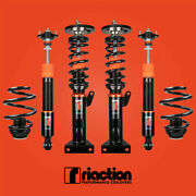 Riaction Coilovers For 92-98 Bmw 3-series E36 32 Way Adjustable Coilovers