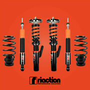 Riaction Coilovers For 16-19 Audi A3 8v 32 Way Adjustable Coilovers