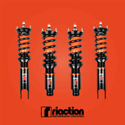 Riaction Coilovers For 90-93 Acura Integra Da 32 Way Adjustable Coilovers