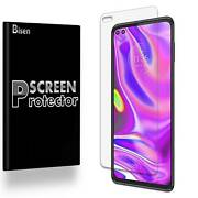 4-pack Anti-glare Matte Screen Protector Guard Shield Cover For Motorola One 5g
