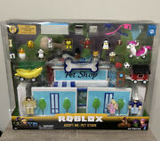Roblox - Adopt Me Pet Store Deluxe Playset [includes Exclusive Virtual Item]
