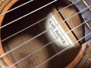 Vintage Karl Hauser Classic Guitar Spruce Curly Maple Rare