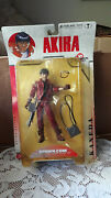 Vintage Akira Mcfarlane Toys 2000 Figurine New In Package Ultra Action Figurine