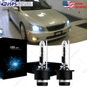 For Lexus Is300 2001-2005 2x D2r Xenon Hid Headlight Replacement Bulbs 35w 2x
