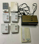 Stanley Lightmaker Power Timer W X-10 Lamp Modules Transceiver And Powerflash