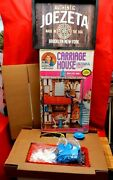 Vintage Kenner Bionic Man Bionic Woman Jaime Sommers Carriage House Brand New