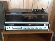 Vintage Grundig By Amerex Record Player Am Fm Mpx 8track Stereo Receiver