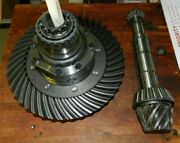 John Deere 820 Tractor 3 Cyl Ring And Pinion W/ Differential Assy At21621