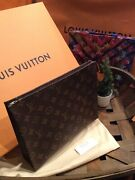 Louis Vuitton Toiletry Pouch 26 Nib Sold Out 🌸