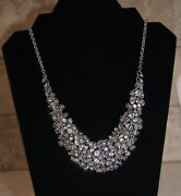 Jewels By Park Lane Diamond Cascades Necklace Discontinued - New W/ Tag