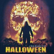 2007 Rob Zombie Film Halloween Movie Poster Promo Michael Myers 2 Sided Shirt Xl