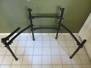 Used Roland Mds-9v Drum Stand Mds9 Drum Rack Mds W/ Cymbal Posts
