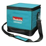 Makita Contractor Cordless Tool Tote Storage Bag 10-inch With Removable Dividers