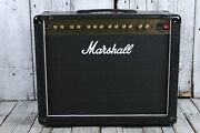 Marshall Dsl40cr Electric Guitar Amplifier 40 Watt Tube Combo Amp W Footswitch