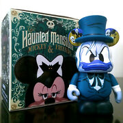 Disney Vinylmation 3 Haunted Mansion Mickey And Friends Donald Duck Halloween