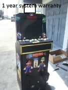 Coin Operated Mario Bros / Joust 2 Player Arcade Jamma