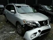 Power Steering Pump Electronic-hydraulic 6 Cylinder Fits 16 Pathfinder 536157