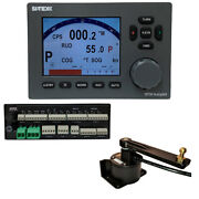 Si-tex Sp38-4 Autopilot Core Pack Including Rotary Feedback Only, No Compass ...