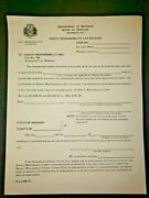 Dept. Of Revenue State Of Mo Safety Responsibility Law Release Sr-15 Form B7