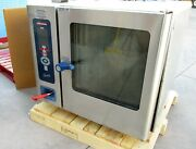 Eloma Genius T 6-11 Combi Oven Steam Or Convection 208v T6-11