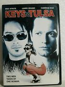 Keys To Tulsa Dvd 2002artisan -oop Out Of Print Discontinued