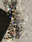 Lego Minifigures And Legos. Star Wars Red Riding Good Pirates And More
